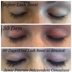 Rodan and Fields Lash Boost results. Simply amazing!