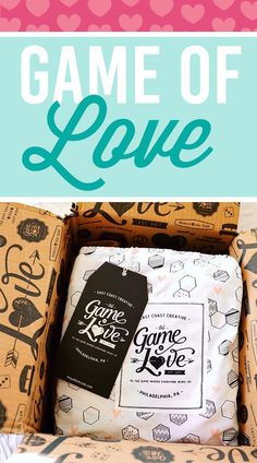 The Game of Love is the best gift I ever gave my husband. The perfect anniversary gift to make him feel loved. #anniversarygiftforhim