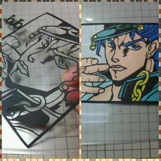Papercut  【空条承太郎】(JOJO)
