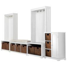 #Shoe #Storage #Bench Seat Entryway Foyer Organizer Hallway #Furniture 18  Pocket New #Contemporary | Stuff To Buy Buyable Pins | Pinterest | Foyers,  ...