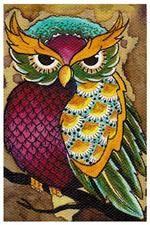 Black Market Art Company | Owl Art Print | Brittany Morgan Artwork | The Atomic Boutique.com