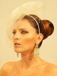 Peinados de novia por Rafaelangel Peluqueros. Miembros del equipo artístico Schwarzkopf Professional Spain