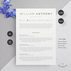 High-quality minimal resume templates that may help you land your dream job or simply create a better looking business. In current employment market, only eye-catching clean and creative Resumes can stay in employers hands. So its very essential to pick only best simple and clean resume templates that can make big impact ...#resume #cv #job #modernresume #template #professionalCv #clearCv Modern Resume Template, Indesign Templates, Creative Resume Templates, Graphic Design Blog, Cv Simple, Resume Cv, Business Resume, Resume Tips, Resume Examples