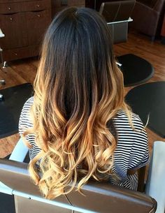 Ombre by Blue at Tangerine Salon - Coppell