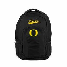 Green Officially Licensed NCAA Oregon Ducks Draft Day Backpack 18