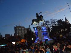 Concordia. Entre Ríos. Plaza 25 de Mayo
