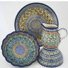 польский керамика - Две сестры Керамика