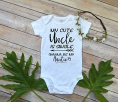 Aunt Onesie I never dreamed of having a Super Cool Aunt Aunt Baby Gift Funny Baby shirt Auntie shirt Nephew Gift Niece GiftCool Aunt - Hilarious Shirt - Ideas of Hilarious Shirt - Aunt Onesie, Aunt Shirts, Baby Shirts, Family Shirts, Funny Baby Girl Onesies, The Babys, Funny Babies, Cute Babies, Nephew Gifts