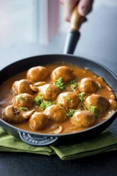Healthy Dinner Ideas for Delicious Night & Get A Health Deep Sleep Healthy Crockpot Recipes, Meat Recipes, Cooking Recipes, Tapas, I Love Food, Good Food, Yummy Food, Food Porn, Dutch Recipes