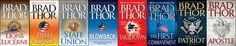 Brad Thor books