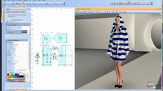 Page not found - Optitex Industrial Style, Pattern Design, Software, Dresses For Work, Design Inspiration, Coat, Generators, Youtube, Fashion