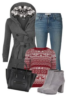 """""""Untitled #1362"""" by heather-ann-althouse ❤ liked on Polyvore featuring WearAll, Frame Denim, Dorothy Perkins and Prada"""