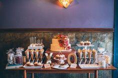 Seasonal: Autumn Dessert Table by B Sweet Designs #desserttable #autumn #fall