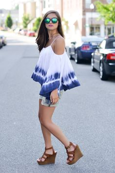 Summer style #swoonboutique