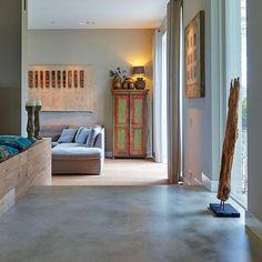 Afbeeldingen woonbeton - afbeeldingen betonvloeren - Maaswaal Beton