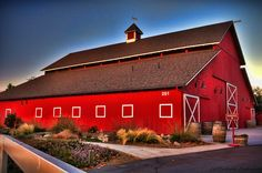 Camarillo Ranch Barn, Camarillo, CA
