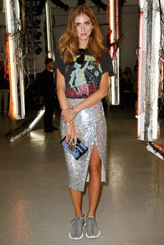 Rodarte Spring 2016 Ready-to-Wear Fashion Show Front Row