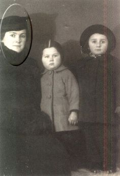 (1935) Sighet, Romania (1944) sadly murdered at Auschwitz camp 9 years old
