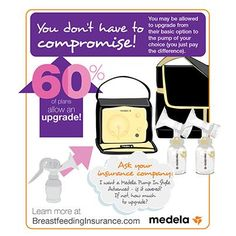 Don't compromise. Most plans allow a #breastpump upgrade from their basic option. More #insurance coverage tips. #ACA #Medela  http://www.medelabreastfeedingus.com/tips-and-solutions/166/what-does-my-insurance-company-cover