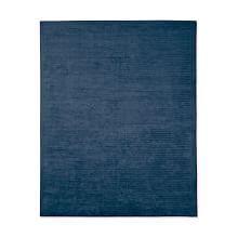 Colorfield Rug - Blue Teal