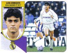 Luis ENRIQUE - Real Madrid 1991-92