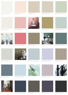 1000 images about carta de colores on pinterest best - Pinturas de exteriores para casas ...