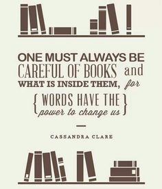 I guess that is what is so amazing about books!!