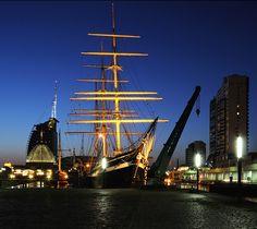 Seute Deern - Bremerhaven, National German Maritime Museum