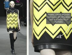 Thermal Colour Change at Alexander Wang | The Cutting Class. Alexander Wang, AW14, New York, Image 6.
