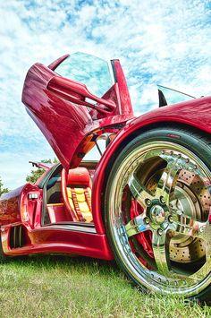 ✯ Lamborghini Diablo - LGMSports.com