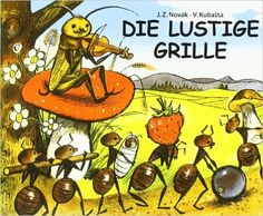 Die lustige Grille: Amazon.de: J.Z. Novak, Vojtech Kubasta: Bücher