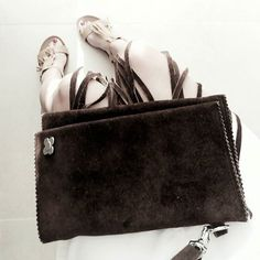 #eqbags #fringe #pochette #summerstyle #bags #handmade #madeinitaly #designbag #contrast #leather #minibag #accessories