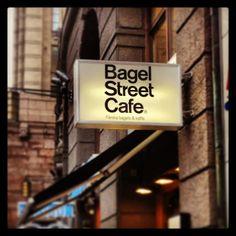 ANNINA IN TALLINNA: Bagel Street Cafe ja Cupcakes STHLM