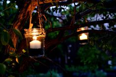 I've been seeing a few posts on craft blogs on how to make lanterns out of mason jars here and there. A lot of them use wires to create ...