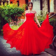 Unique Prom Dresses, 2020 Gorgeous Red Beading Short Sleeves A-Line/Princess Chiffon Prom Dresses, There are long prom gowns and knee-length 2020 prom dresses in this collection that create an elegant and glamorous look Sequin Prom Dresses, Cheap Homecoming Dresses, Long Prom Gowns, Prom Dresses 2017, Prom Dresses With Sleeves, A Line Prom Dresses, Tulle Prom Dress, Mermaid Prom Dresses, Bridesmaid Dresses