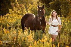 senior pictures with horses | ... horse and I especially know horse loving teenagers, because I was once