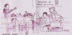Betanzos - Encontro de Bandas de Música 3 001