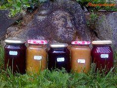 Naspolyakonyha: Augusztusi befőzéseim 1.: szilva- és almalekvár-variációk
