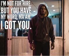 """Luke Cage S1.E1 """"Moment of Truth"""" - One of my favorite moments!"""
