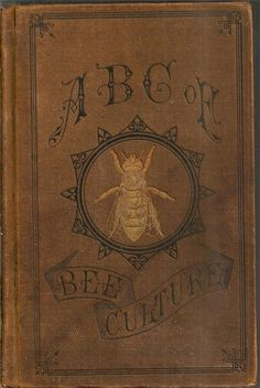 1888 Bee Keeping.  I have this book.  The illustrations are amazing!