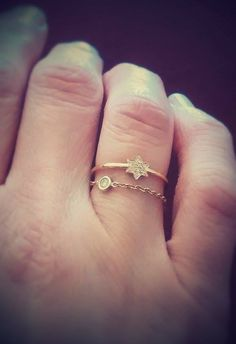 """Ring """" (magendavid) """"   Don't forget to post a picture of your own Thea jewel with the hashtag #Theajewelry"""