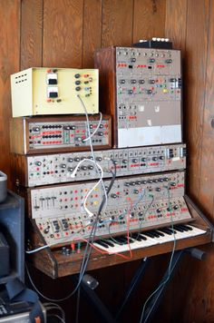 MATRIXSYNTH: Massive PAIA Modular Synthesizer