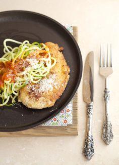 Chicken Parmesan (Grain Free, Gluten Free, Gaps, Paleo, Primal)