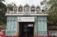 Chennai Mangadu  - Sri Velleeswarar Temple  சென்னை மாங்காடு வெள்ளீஸ்வரர் திருக்கோவில்  Chennai Navagragha Temples - Sukran Temple