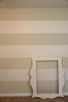 DIY Accent Wall: DIY Timesaving Tips For Painting Wall Stripes