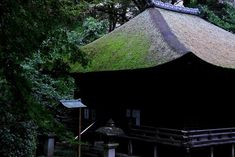 Japanese Buildings, Cabin, House Styles, Home Decor, Decoration Home, Room Decor, Cabins, Cottage, Home Interior Design