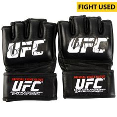 Ben Nguyen Ultimate Fighting Championship Fanatics Authentic Autographed UFC 193 Rousey vs. Holm Fight-Worn Gloves - Defeated Ryan Benoit via First Round Submission - $319.99