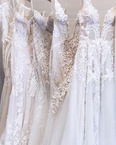 Pallas Couture Wedding Dresses Boho Lace Dress Bridal