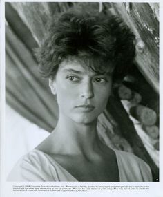 Rachel Ward (in Against All Odds)