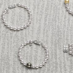 dcde02ae40ae1 Only Mikimoto creates a perfect balance of classical and modern bracelets to